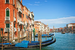Venice Italy, the Grand Canal royalty free stock image