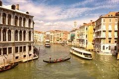 Venice, Italy. Royalty Free Stock Photos