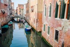 Venice, Italy, Grand Canal Stock Photo