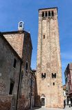 Campo San Silvestro Venice Royalty Free Stock Images