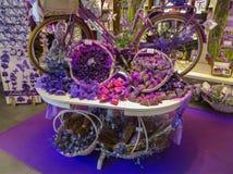 Venice - Lavender souvenirs Stock Photos