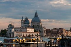 Venice on a Slightly Rainy Day royalty free stock images