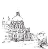 Venice, Italy vector illustration