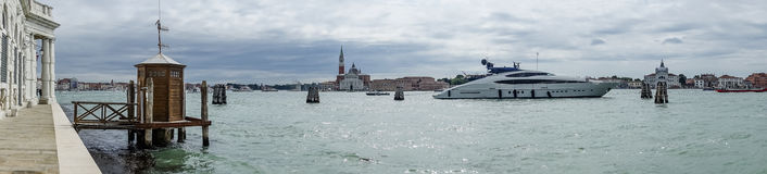 Venice Italy, Lido island Royalty Free Stock Images
