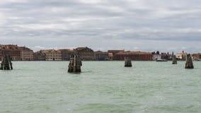 Venice Italy, Lido island Royalty Free Stock Image