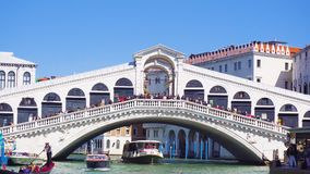 Traitional Venice house, Italy stock footage