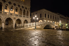 Venice. Italy. Royalty Free Stock Photography