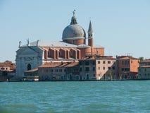 Beautiful church on island in Venice Royalty Free Stock Photos