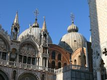 Doge`s Palace in Venice Royalty Free Stock Image