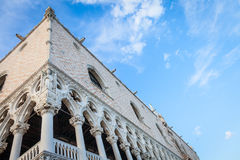 Venice, Italy - Palazzo Ducale detail Stock Photos