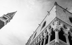Venice, Italy - Palazzo Ducale detail Royalty Free Stock Photo