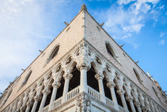 Venice, Italy - Palazzo Ducale detail Royalty Free Stock Photos