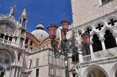 Venice, Italy. Piazza San Marco architecture stock photography