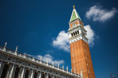Venice, Italy - Piazza San Marco Royalty Free Stock Photography