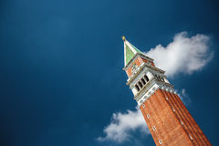 Venice, Italy - Piazza San Marco Royalty Free Stock Photo