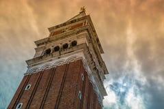 Venice, Italy - Piazza San Marco Stock Photo