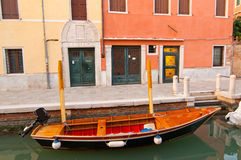 Venice Italy pittoresque view Stock Image