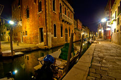 Venice Italy pittoresque view Royalty Free Stock Photos