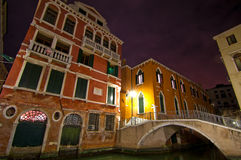 Venice Italy pittoresque view Stock Images