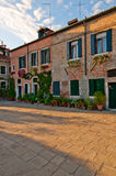 Venice Italy pittoresque view Royalty Free Stock Photo