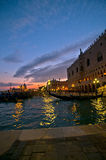 Venice Italy pittoresque view Royalty Free Stock Images