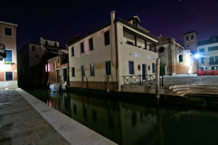 Venice Italy pittoresque view Stock Image
