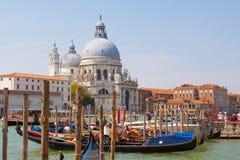 Venice. Italy. Italy.Venice.Quay Grand canal Royalty Free Stock Photography