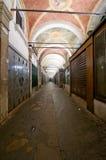 Venice Italy Rialto arch ceiling fresco. Dettails Stock Image