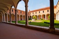 Venice Italy scuola dei Carmini Royalty Free Stock Images