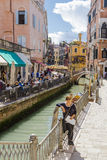 Venice in Italy Stock Photo