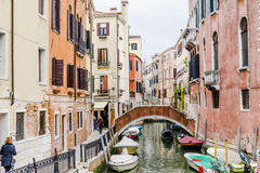 Venice in Italy Royalty Free Stock Photography