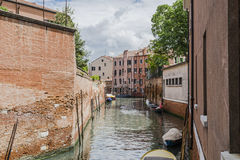 Venice in Italy Royalty Free Stock Photo