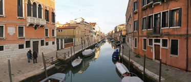 Venice Italy. Some wide pics from Venice - Italy Stock Image