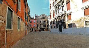Venice Italy. Some wide pics from Venice - Italy Royalty Free Stock Images
