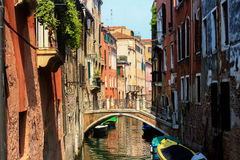 Venice, Italy street Royalty Free Stock Photo