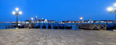 Venice. Italy on a summer night Royalty Free Stock Photo