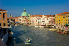 Venice, Italy. Sunny day in Venice. Italy royalty free stock images