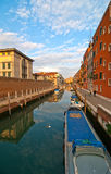 Venice Italy unusual pittoresque view Stock Photo