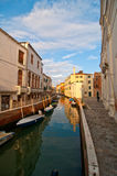 Venice Italy unusual pittoresque view Stock Images