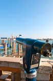 Venice Italy  unusual pittoresque view Royalty Free Stock Image