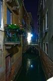 Venice Italy unusual scenic view Stock Photography