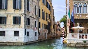 Venice Italy. Venice Venezia Italy Grand Canal Palazzo royalty free stock image