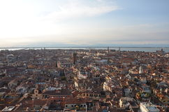 Venice. Italy view from above Stock Images
