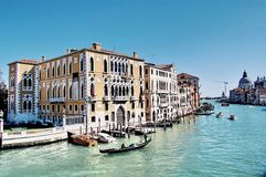 Venice. Italy view cityscape Royalty Free Stock Images