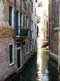 20.06.2017, Venice, Italy: View of historic buildings and canals Stock Images