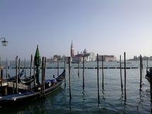 Venice Italy. Travel gondola stock photos