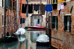 Venice, jewish ghetto Royalty Free Stock Photo
