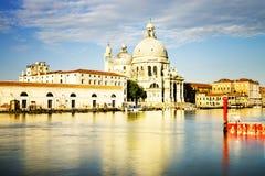 Venice, la salute Stock Images