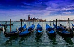 Venice lagoon Stock Images