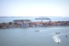 Venice lagoon islands view Italy Royalty Free Stock Photography